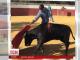 Іспанський матадор виклав в інтернет фотографії, на яких він з дитиною на руках приборкує бика