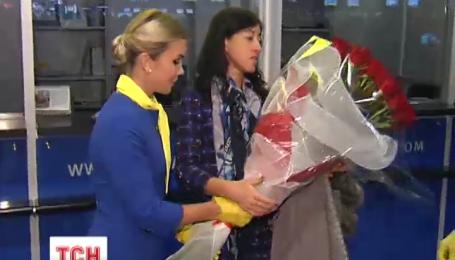"""Сьогодні авіакомпанія """"Міжнародні авіалінії України"""" відправила у політ 30-мільйонного пасажира"""