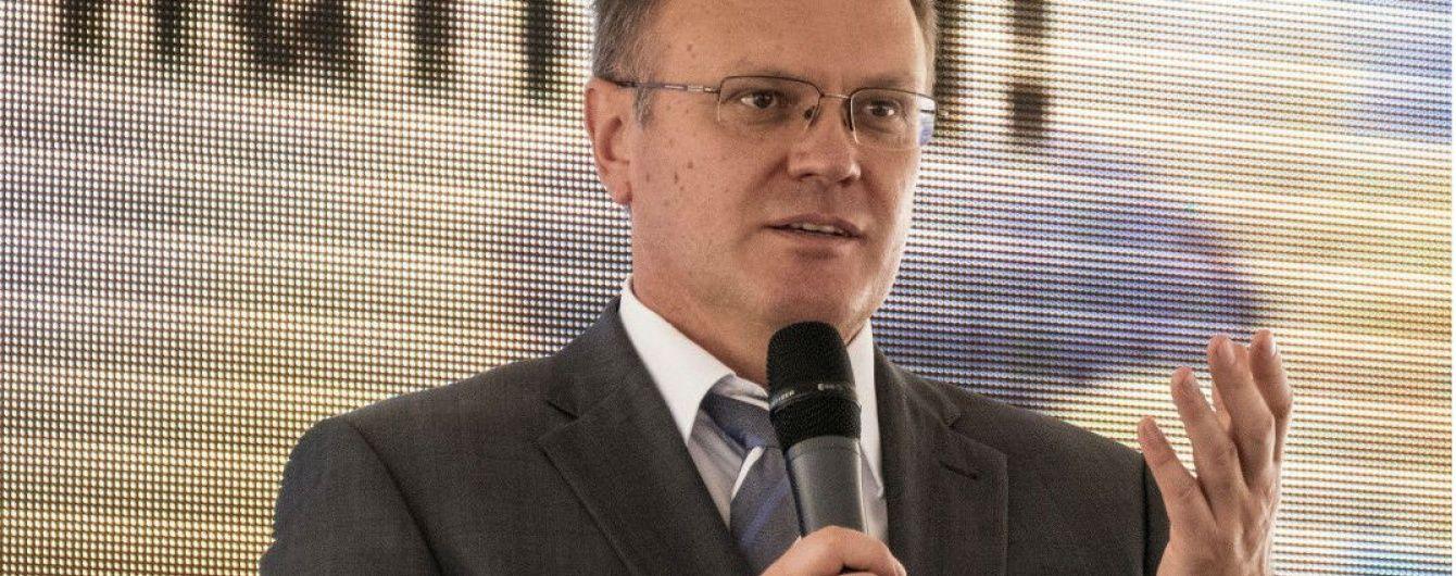 Голова Київської області подав у відставку
