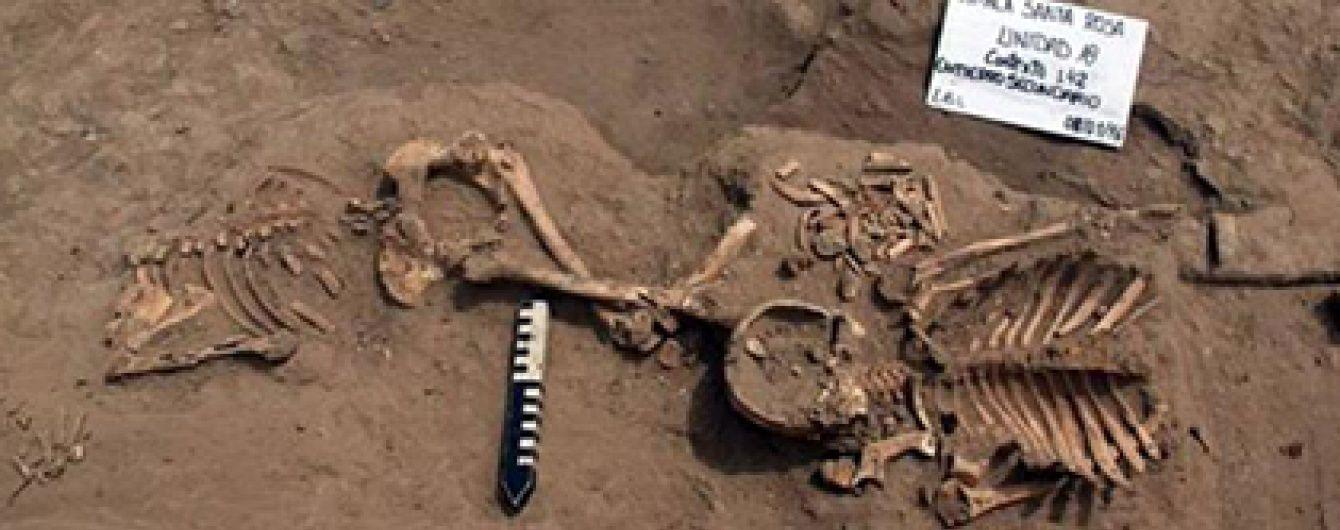 У Перу знайшли таємну кімнату для кривавих людських жертвоприношень