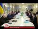 Пізно увечері закінчилась зустріч лідерів фракцій із Петром Порошенком