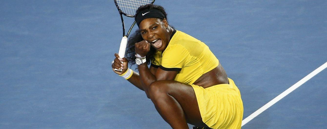 Стали відомі фіналістки престижного тенісного турніру Australian Open