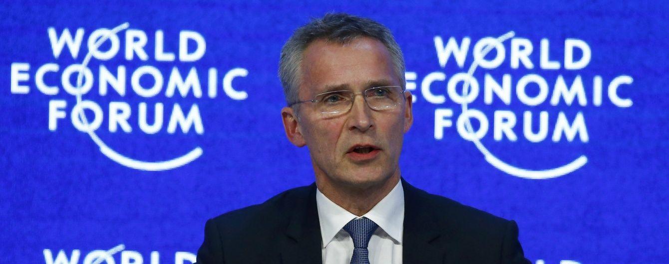 Генсек НАТО підтвердив факт порушення російським літаком повітряного простору Туреччини