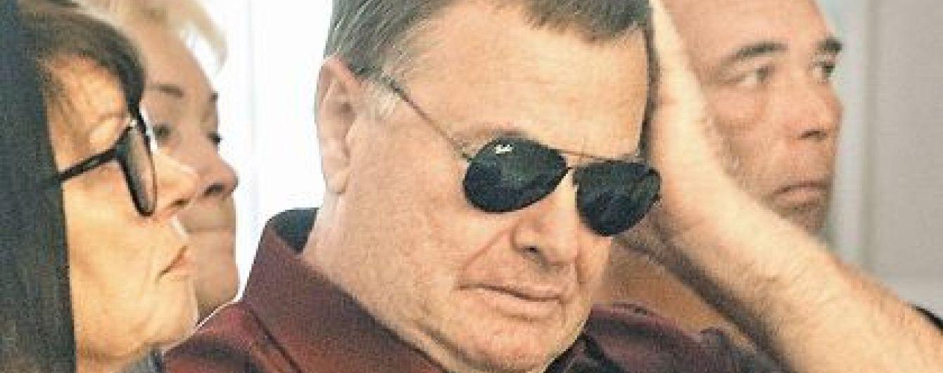 Батько Жанни Фріске має намір лишити Шепелєва спадку