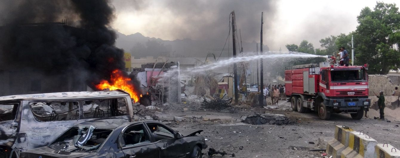 На півдні Ємену пролунав вибух, загинуло кілька десятків курсантів поліції