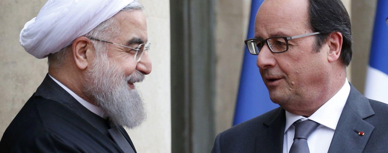Иран договорился с Францией о покупке 118 самолетов Airbus