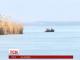 У Каховському водосховищі врятували подружню пару, яку віднесло від берега на крижині