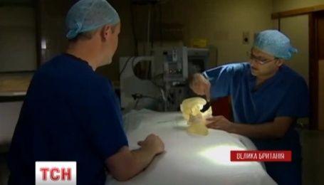 В Британии с помощью 3D-принтера спланировали операцию для маленькой девочки