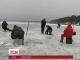 Рятувальники закликають відчайдушних рибалок бути уважними через відлигу