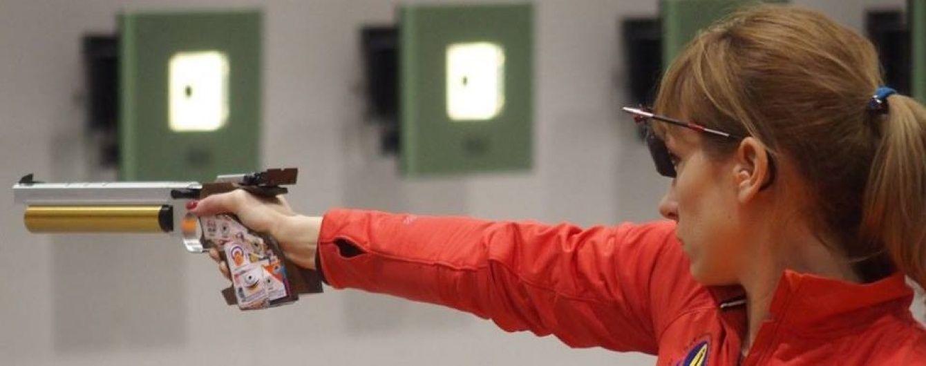 Українка Костевич провалила кваліфікацію у стрільбі з пістолета на Олімпіаді-2016