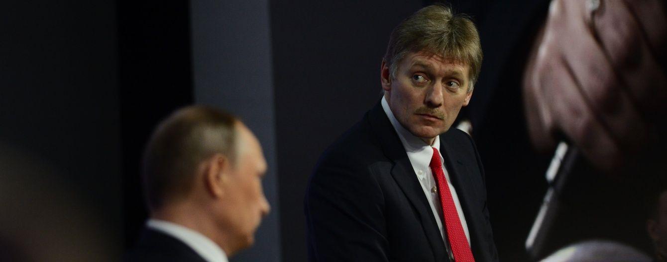 Пєсков про заяву Білого Дому щодо Путіна-корупціонера: Мене б за таке звільнили