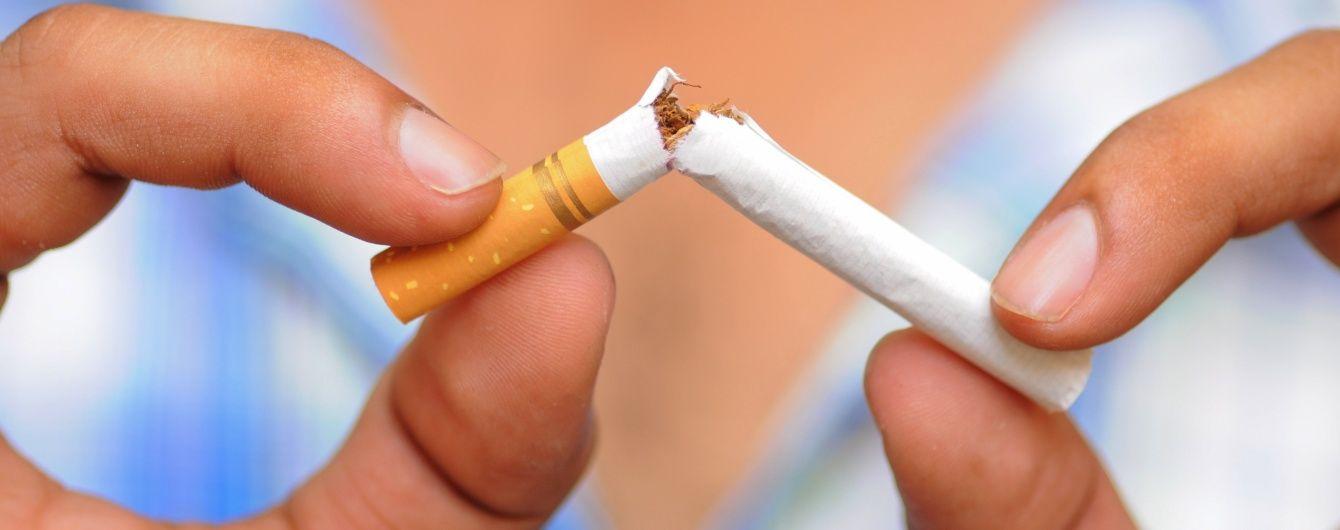 Кожен десятий українець помирає від куріння