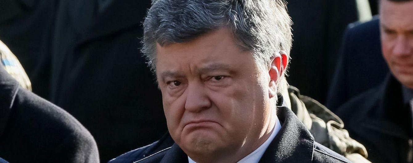 Порошенко попередив про можливість відновлення повномасштабних боїв на Донбасі