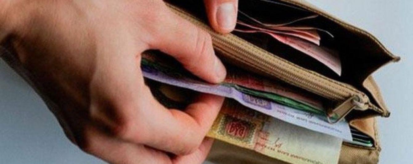 У Києві платять у півтора разу вищі зарплати, ніж у середньому по Україні