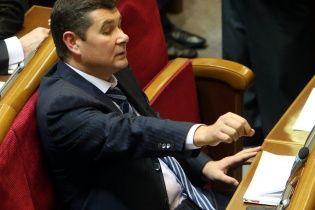Онищенко заявил, что был переговорщиком Ахметова и Злочевского в разговоре с Порошенко