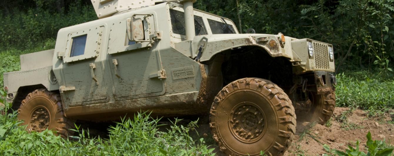 """""""Укроборонпром"""" вперше модернізує бронеавтомобілі """"Хамві"""" за технологією США"""