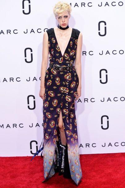 Поп-арт принты в коллекции Marc Jacobs сезона весна-лето 2016