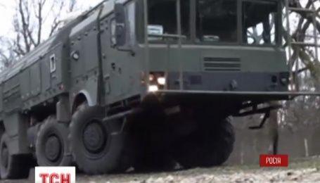Российские военные начали учения в Краснодарском крае