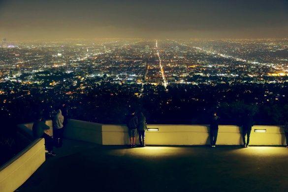 Лос-Анджелес з висоти пташиного польоту_4