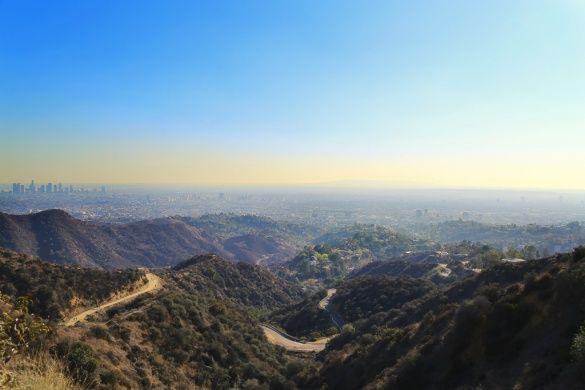 Лос-Анджелес з висоти пташиного польоту_6