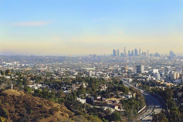 Лос-Анджелес з висоти пташиного польоту_9