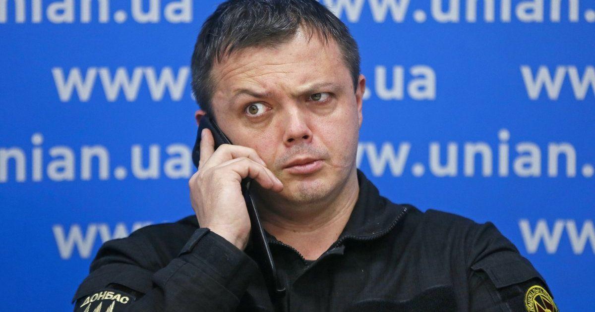 СМИ обнародовали фото приказа о лишении Семенченко офицерского звания