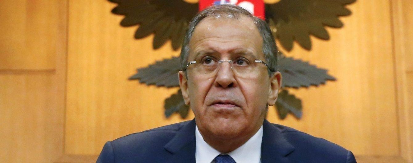Лаврову ввижається, що американці шепочуть йому на вухо про повторний референдум у Криму