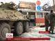 У середмісті Дніпропетровська БТР протаранив трамвай