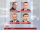 Петро Порошенко таємним указом підвищив у званні чотирьох очільників силових відомств
