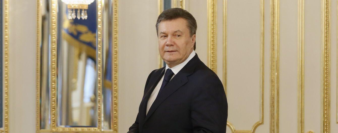 Суд ЄС частково анулював санкції проти Януковича та Клюєва