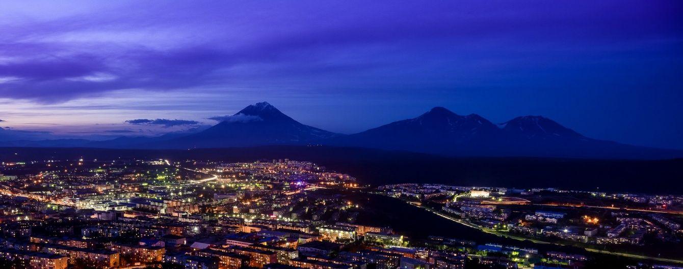 На Камчатці стався потужний землетрус магнітудою 7,3 бала