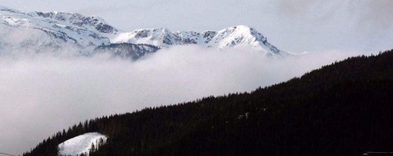 У Канаді п'ятеро людей стали жертвами лавини