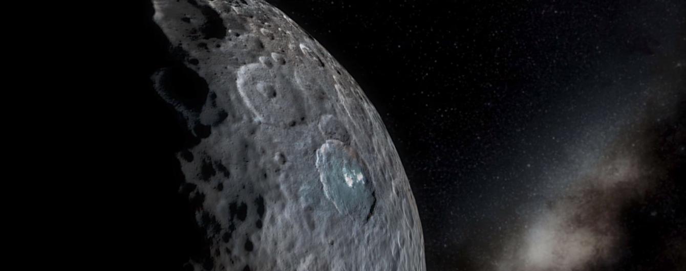Вчені помітили, що загадкові білі плями на Церері почали змінюватися