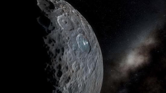 Вчені знайшли докази існування давнього глобального океану на Церері