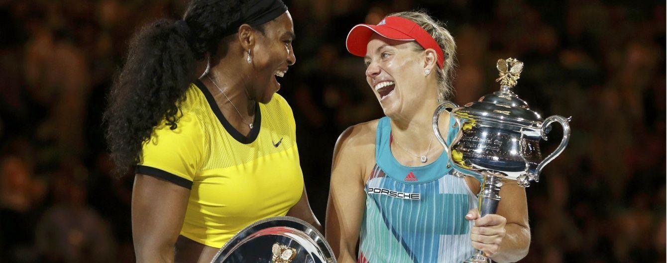 Суперзіркова Вільямс сенсаційно програла у фіналі Australian Open
