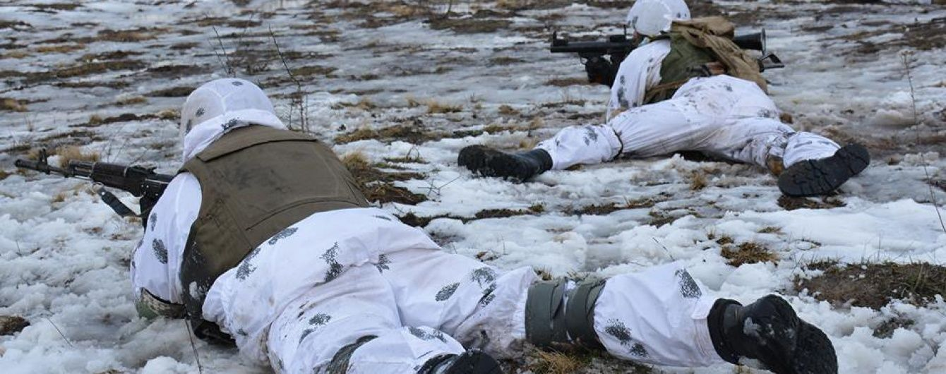 На Донеччині п'ятеро військових підірвалися на розтяжці