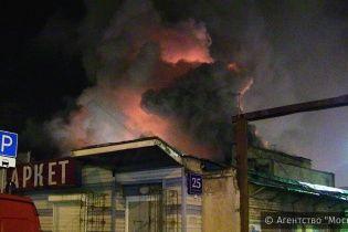 У Москві збільшилася кількість жертв пожежі в швейному цеху: серед загиблих - діти