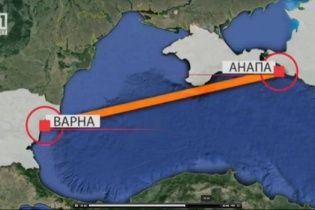 """Болгарський телеканал """"приєднав"""" Крим до Росії"""