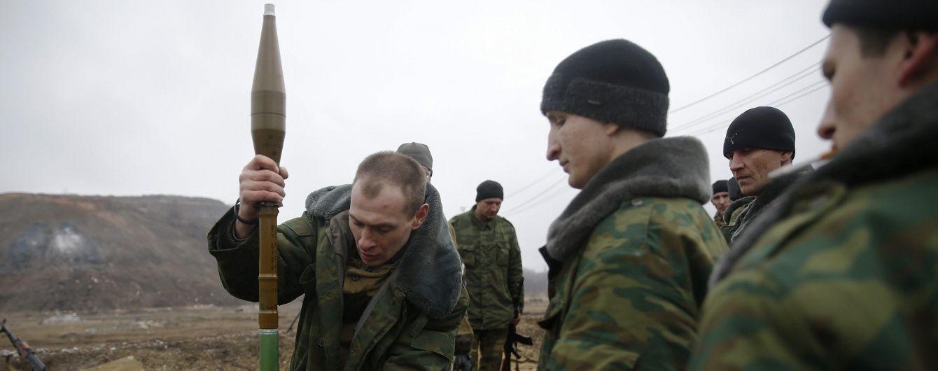 Штаб АТО показав, як бойовики чотири години гатили по українських бійцях біля Мар'їнки
