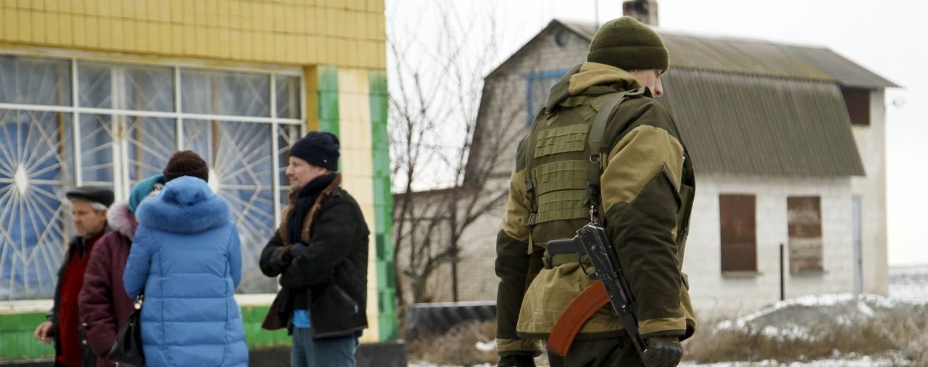 У штабі АТО повідомили про масові пограбування бойовиками окупованих територій