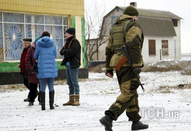 Reuters показало фото відвідин ОБСЄ захопленого бойовиками Комінтернового