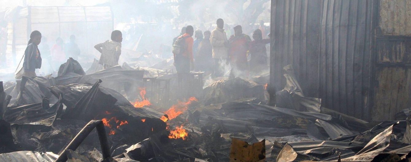 У результаті серії вибухів в Нігерії загинуло кілька десятків людей