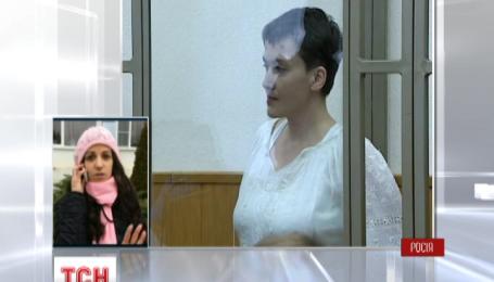 Сегодня в России Надежда Савченко будет давать повторные свидетельства