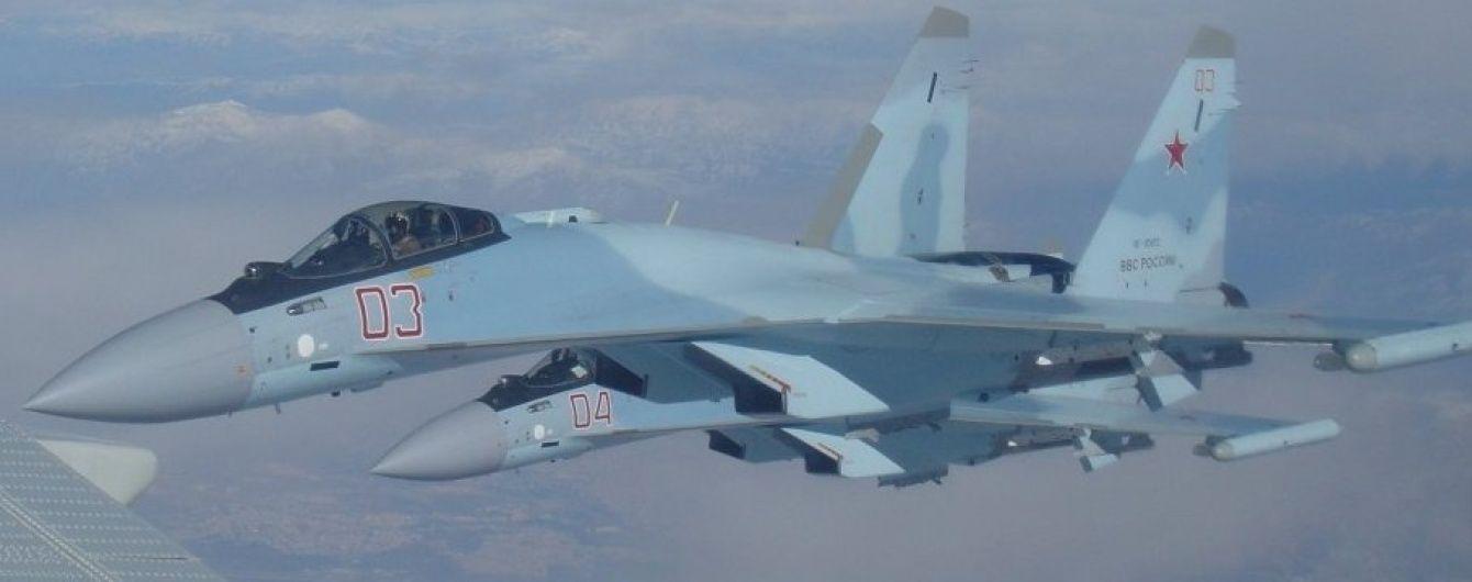 Росія перекинула на авіабазу в Сирії новітні винищувачі - ЗМІ