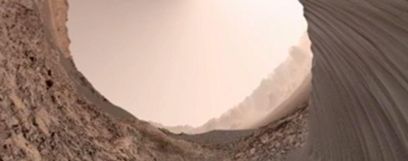 Марс на 360°. Цукерберг опублікував панорамне відео з поверхні планети