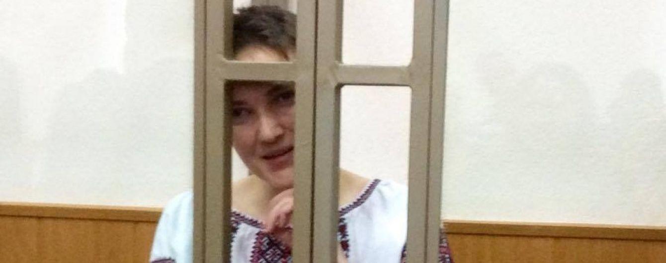Стало відомо, коли відбудеться наступне засідання суду у справі Савченко