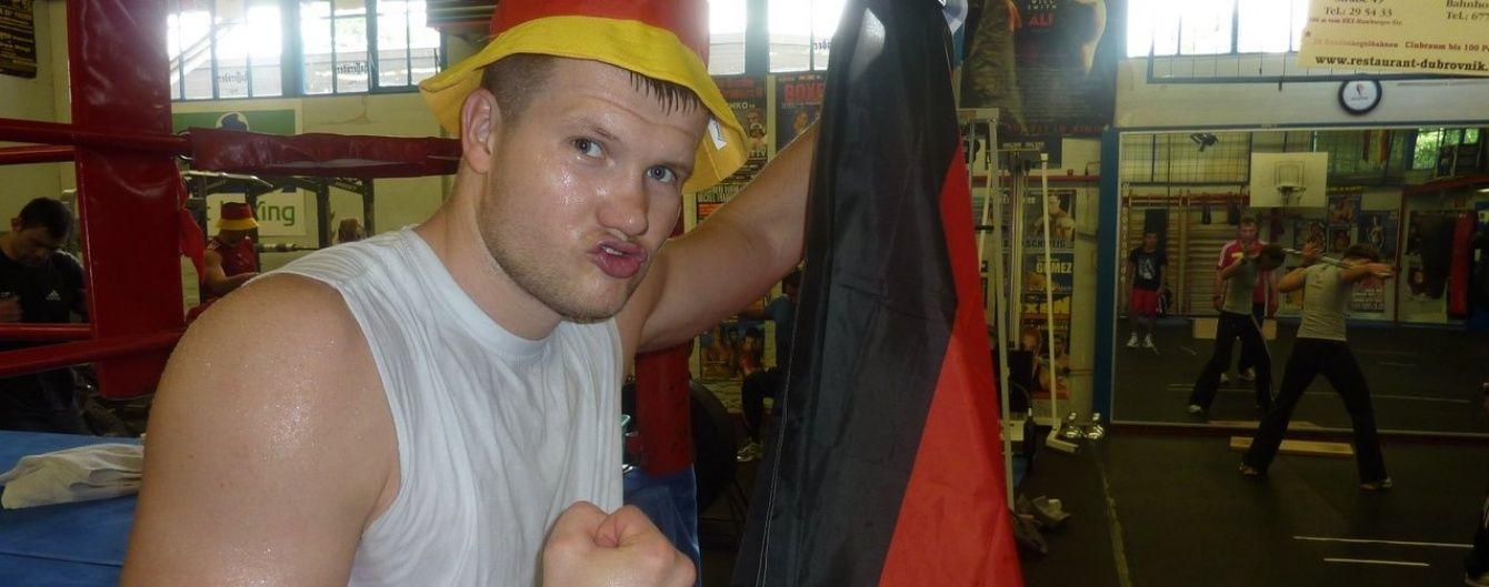 Екс-українець Димитренко битиметься за чемпіонський титул у суперважкій вазі