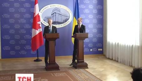 Соглашение о зоне свободной торговли между Украиной и Канадой может быть подписано уже в этом году