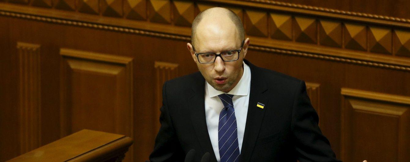 Яценюк хоче, щоб новий Податковий кодекс ввели вже наступного року