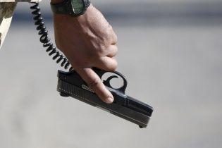 У центрі Києва поблизу банку зі стріляниною пограбували чоловіка